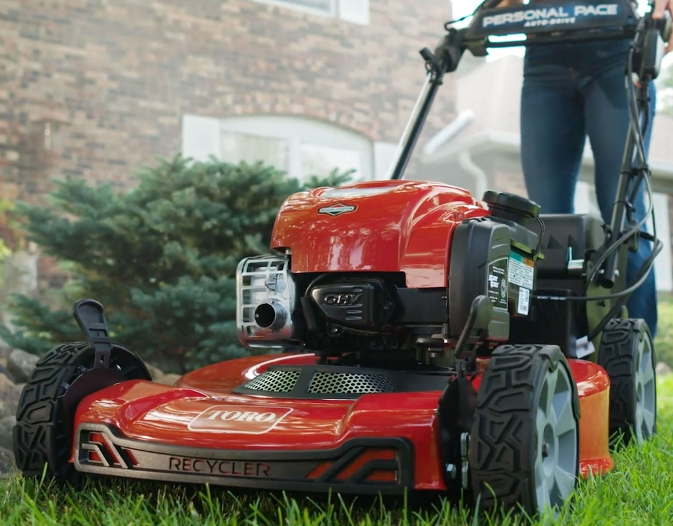 Toro Recycler 20340 Gas Lawn Mower Review