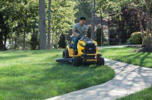 Cub Cadet Xt2 Slx50 Riding Lawn Mower Review