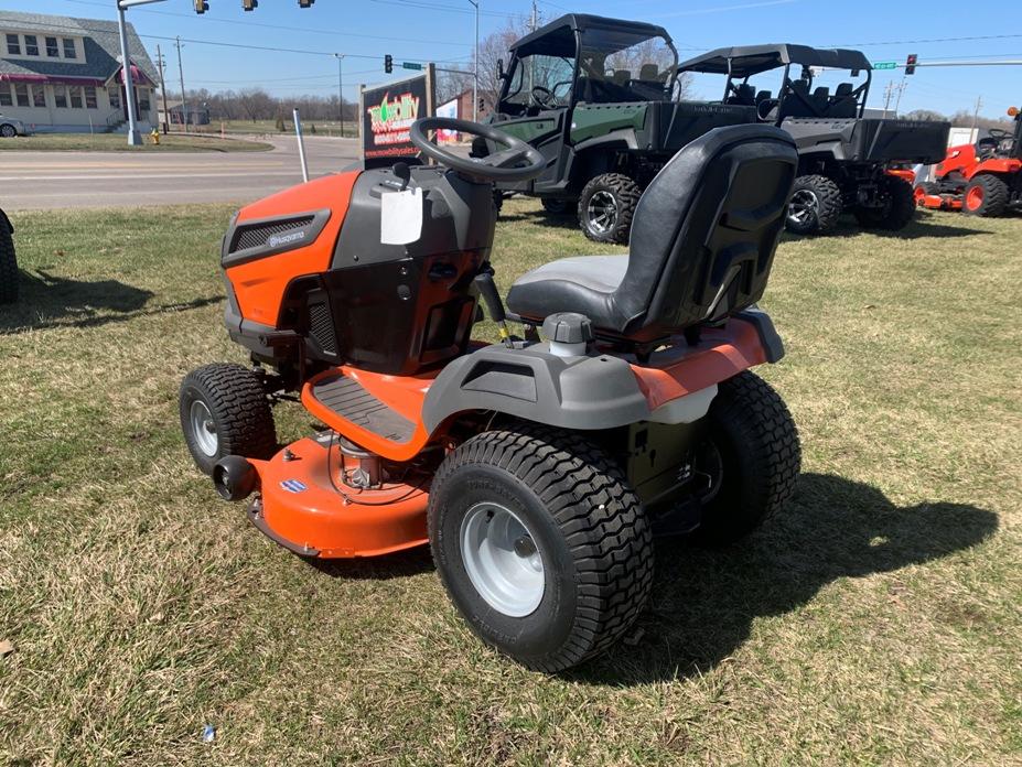 Husqvarna TS142 Riding Lawn Mower Review